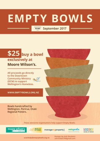 Empty Bowls Poster 2017 draft